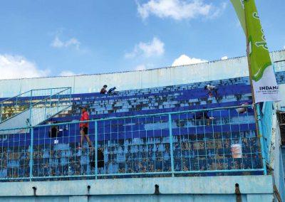 Indana - Mixone Warnai Stadion Kanjuruhan 01