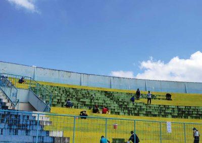Indana - Mixone Warnai Stadion Kanjuruhan 02