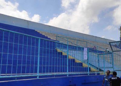 Indana - Mixone Warnai Stadion Kanjuruhan 04
