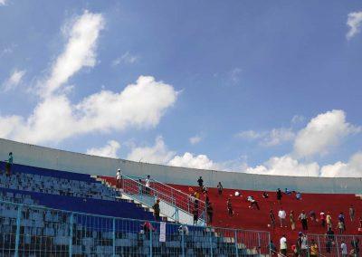 Indana - Mixone Warnai Stadion Kanjuruhan 06