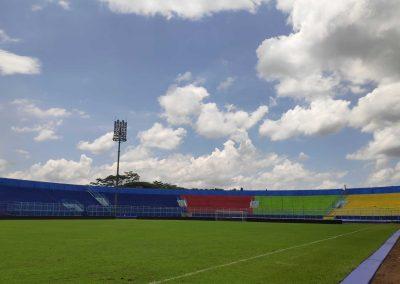 Indana - Mixone Warnai Stadion Kanjuruhan 12