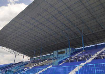 Indana - Mixone Warnai Stadion Kanjuruhan 13