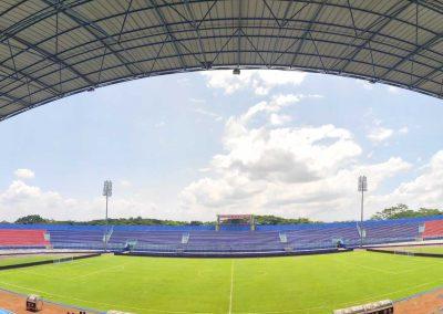 Indana - Mixone Warnai Stadion Kanjuruhan 14