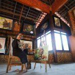 Peresmian Sadikin Pard Gallery dan Lomba Lukis Se-Jawa Bali